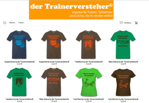 Der Trainerversteher Spreadshirt Shop